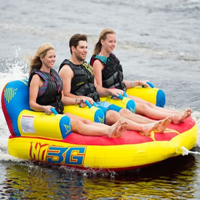 Inflatable Towable Tube Sofa for Ski Water Sport