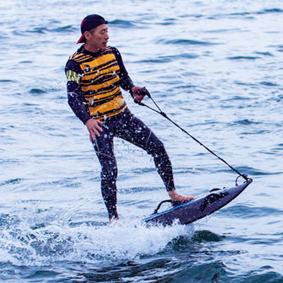F168 Carbon fiber Electric surf board